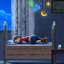 Aylan Kurdi- The 3 year old refugee that drowned.